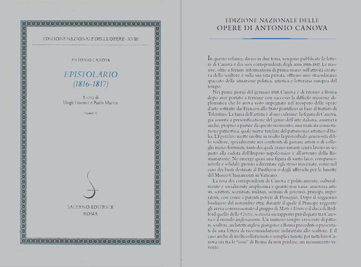 Illustrazioni Epistolario vol. XVIII